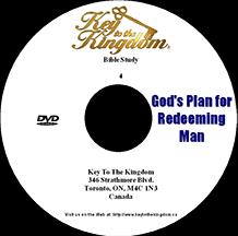 God's Plan for Redeeming Man DVD